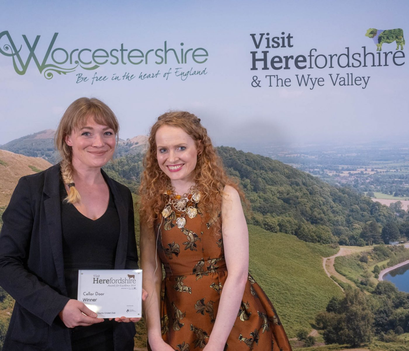 WINNERS BEST EATING OUT HEREFORDSHIRE